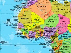 λεπτομερής παγκόσμιος χάρτης