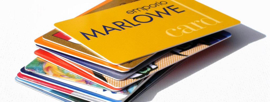 πλαστικές κάρτες