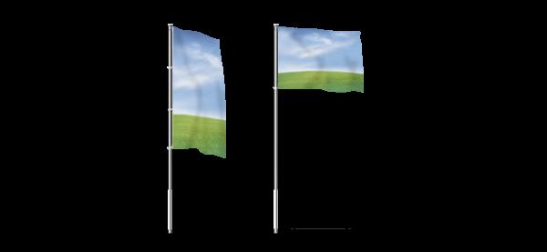 υφασμάτινες σημαίες