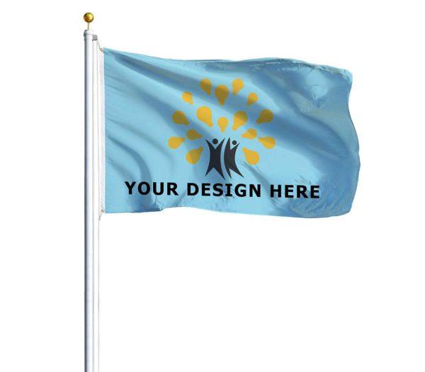 Σημαίες υφασμάτινες εκτύπωση