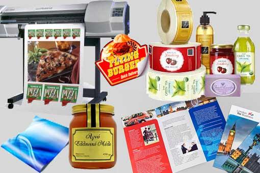 εκτύπωση αυτοκόλλητα, έντυπα, ψηφιακές εκτυπώσεις offset