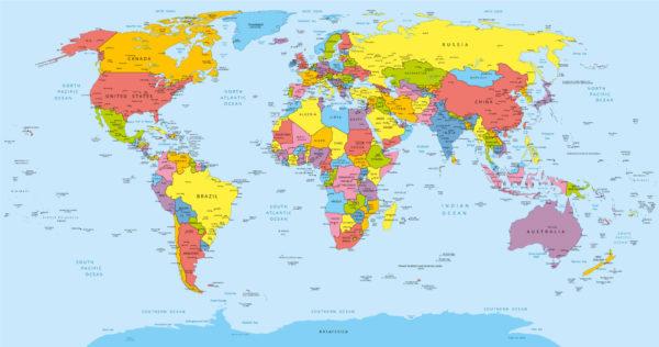 Μεγάλος Παγκόσμιος Χάρτης